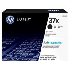 Тонер-картридж HP 37X для LJ Enterprice M608/609 (CF237X) 25 000 стр., оригинальный
