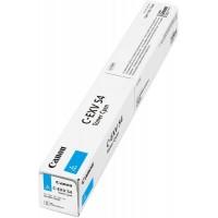 Тонер Canon C-EXV54C 1395C002 голубой для C3025
