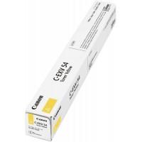 Тонер Canon C-EXV54Y 1397C002 желтый для C3025