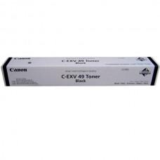 Тонер Canon C-EXV49 Black/Черный (8524B002)