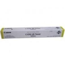 Тонер Canon C-EXV49 Yellow (8527B002)