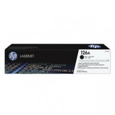 Картридж HP 126 Black для HP LJ Pro CP1025 оригинальный (CE310A)