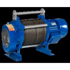 Лебедка электрическая KCD 500/1000 кг, 70/35 м, 220В