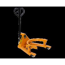 Гидравлическая тележка для бочек HJ365 (г/п 365кг, вес 53кг)
