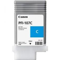 Картридж Canon PFI-107C (6706B001)