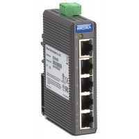 Коммутатор Moxa EDS-205 Ethernet Switch 5 10/100BaseTX Ports