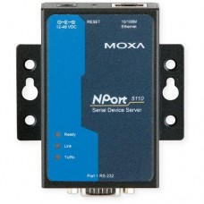 Преобразователь Moxa NPort 5110 1 Port RS-232 device server