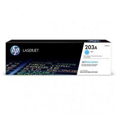 Картридж HP 203A, голубой, 1300стр, CF541A