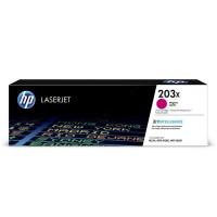 Картридж HP 203X Magenta CF543X, пурпурный, 2500стр