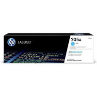 Картридж HP 205A Cyan CF531A, голубой, 900стр
