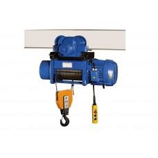 Таль электрическая канатная (тельфер) 13T10416  2т  6м, Болгария