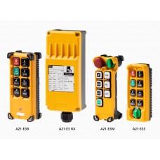Радиоуправление А21-Е3B, 6 кн.