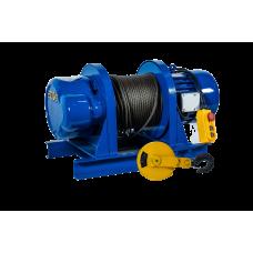 Лебедка электрическая KCD 1500/3000 кг,  70/35 м