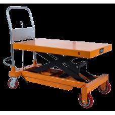 Передвижной подъемный стол WP750 (г/п 750кг)