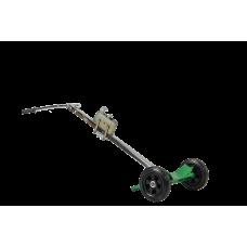 Ручная механическая тележка для подъема и перемещения бочек DE450