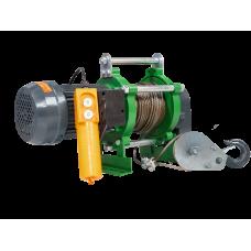 Лебедка электрическая KCD 500/1000 кг, 30/15 м