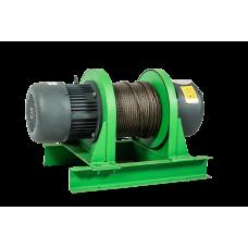 Лебедка электрическая KCD 1000/2000 кг, 30/15 м