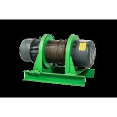 Лебедка электрическая KCD 1000/2000 кг,100/50 м