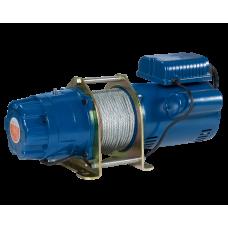 Лебедка электрическая KDJ-300E1 г/п 300 кг, 70 м