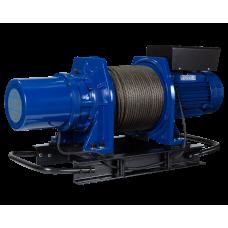 Лебедка электрическая KDJ-1000E1 г/п 1000 кг, 100 м