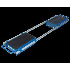 Транспортно-роликовые платформы сдвоенные СМ-120, г/п 12.0 т