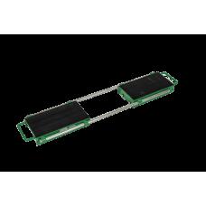 Транспортно-роликовые платформы сдвоенные СМ-240, г/п 24.0 т