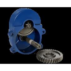 Редуктор для электролебедки KCD 500/1000кг* 70м 220В
