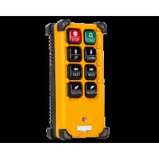 Пульт 6 кноп. для радиоуправления А21-E3В