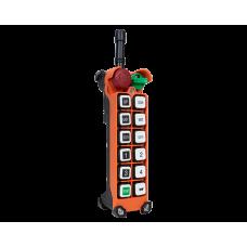 Пульт. 12 кноп. для радиоуправления А24-12D, СН 133