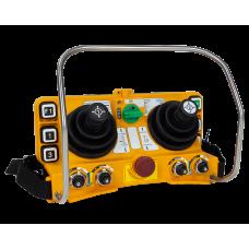 Пульт для радиоуправления А24-60 Double Joystick, СН 135