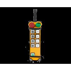 Пульт 8 кноп. для радиоуправления А24-8D, СН 132