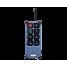 Пульт 6 кноп. для радиоуправления А21-E1B, СН 132