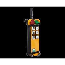 Пульт 6 кноп. для радиоуправления А24-6D, СН 131