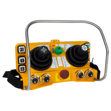 Пульт для радиоуправления А24-60 Double Joystick, СН 134