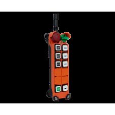 Пульт. 6 кноп. для радиоуправления А25-6D