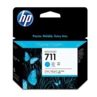 Картридж HP CZ130A №711 для HP DesignJet T120/T520 (29 мл) голубой