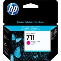 Картридж HP CZ131A №711 для HP DesignJet T120/T520 (29мл) малиновый