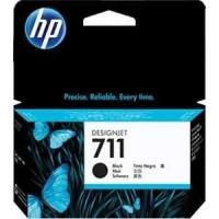 Картридж HP CZ129A №711 для HP DesignJet T120/T520 (38мл) черный