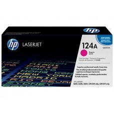 Картридж 124A для HP CLJ 1600/2600N/2605, 2К (O) малиновый Q6003A