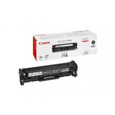 Картридж 718 Canon LBP7200/MF8330/8350, 3,4К (O)  2662B002, BK