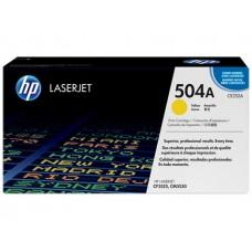 Картридж HP CLJ CP3525/CM3530 (O) CE252A, Y, 7K