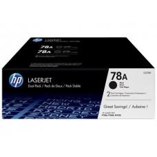 Картридж 78А (двойной) HP LJ Pro P1566/P1606dn/M1536dnf 2х2,1K (O) CE278AF