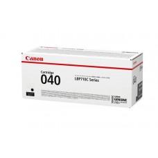 Тонер-картридж 040 BK Canon i-SENSYS LBP712Cx 6.3К (О) чёрный 0460C001
