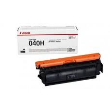 Тонер-картридж 040H BK Canon i-SENSYS LBP712Cx 12.5К (О) чёрный 0461C001