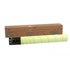 Тонер TN-221Y Konica-Minolta bizhub C227/С287-серия, 21К (О) жёлтый A8K3250