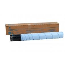 Тонер TN-221C Konica-Minolta bizhub C227/С287-серия, 21К (О) голубой A8K3450