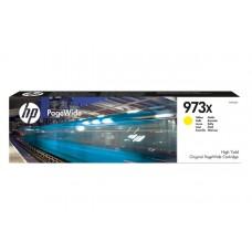 Картридж 973X для HP PW Pro477dw/452dw (O) F6T83AE, Y