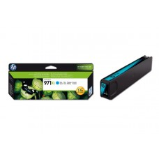 Картридж 971XL для HP OJ Pro X476dw/X576dw/X451dw/X551dw,6,6К (O) голубой CN626AE