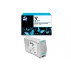 Картридж 761 для HP DJ T7100, 400ml (O)  cyan CM994A