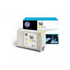Картридж 761 для HP DJ T7100,400ml (O)  yellow CM992A